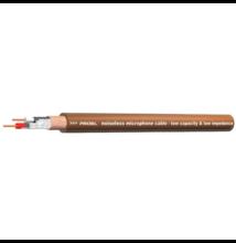 HPC-230TRRD Mikrofonkábel, átlátszó piros