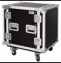 CR212BLKMW Rack doboz, 12U, kerekekkel