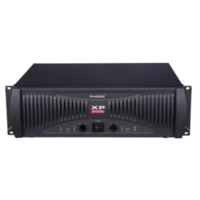 XP2000 Végerősítő, 2x660W/4Ohm