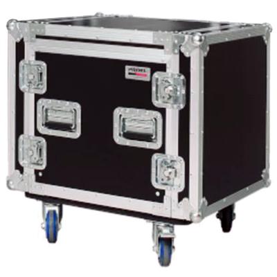 SA12BLKM Rack doboz, keverőpult tartóval, 12U