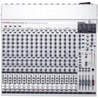 SONIC STATION 16 hangkeverőpult