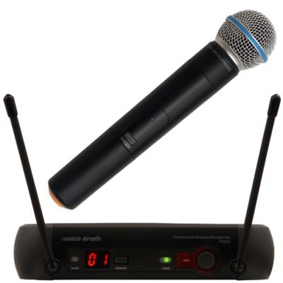 PGX4 UHF kézi mikrofon szett