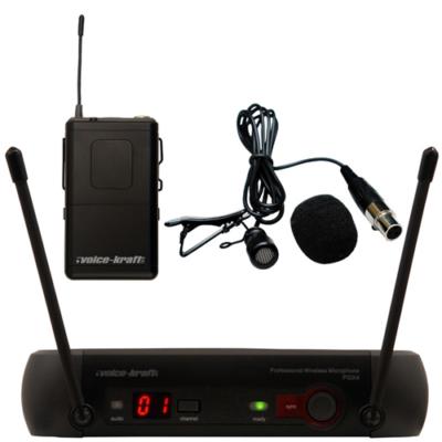PGX4 UHF csiptetős mikrofon szett
