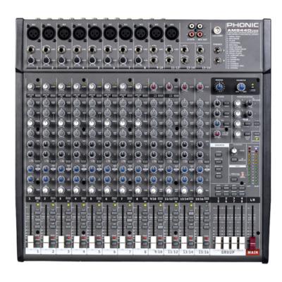 AM844D USB 8 mono/4 stereo csatorna/4 sub/effekt/USB