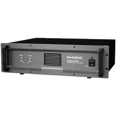 ICON300 2x200W/4 ohm vagy  (25V-200V)