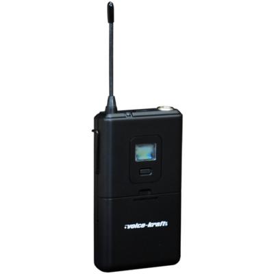 LS-970 UHF zsebadó mini XLR