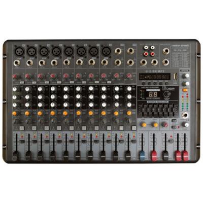 VK-PM1208 Powermixer, 2x250W/4Ohm