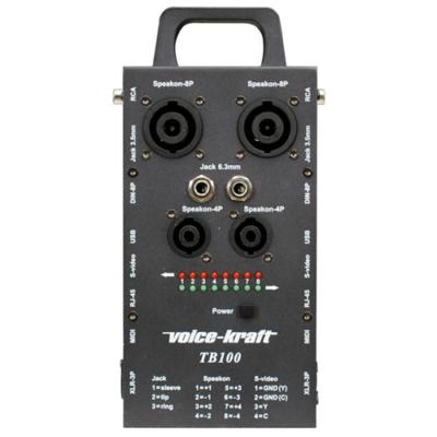 TB-100 Kábel teszter