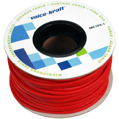 ROLLMC103-1 Gitárkábel, piros