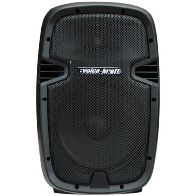 "LK-1679-2-10B Aktív műa. hangfal, 10"", 150 W, FM rádióval, MP3, Bluetooth, passzív hangfal kimenet"