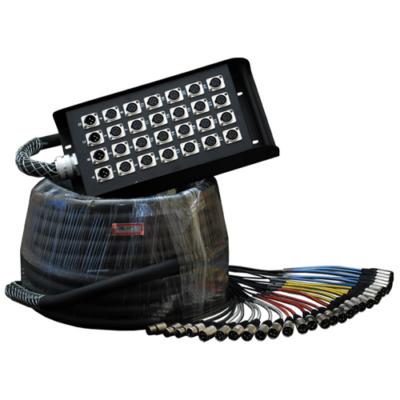 SBL106-30M Csoport kábel, 24+4 ér, 30m