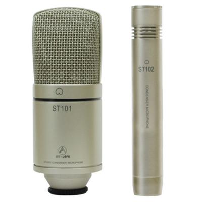 ST-101+ST-102 Stúdió mikrofon szett