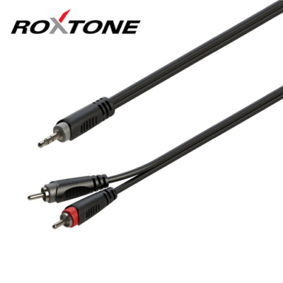 RAYC150L1 3,5 Sztereó Jack - 2xRCA kábel, 1m