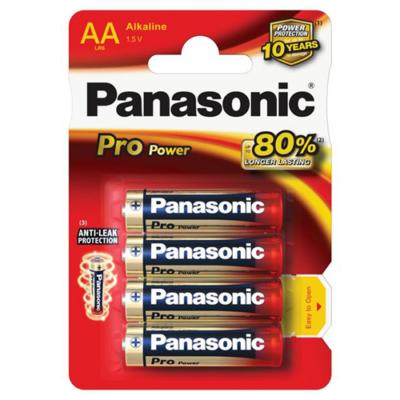 ProPanasonic-AA Ceruza elem Pro Panasonic
