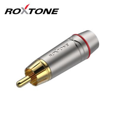 RF2P-NG RCA lengő dugó, aranyozott