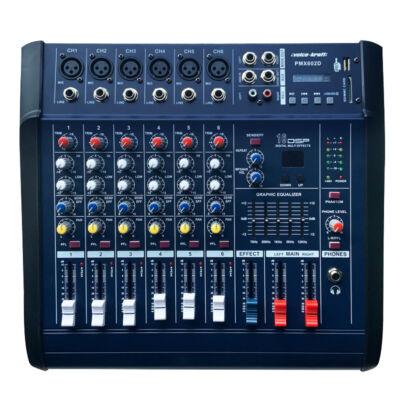 PMX602D Powermixer 2x250W/4Ohm