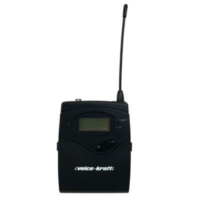 LS-970 UHF zsebadó jack