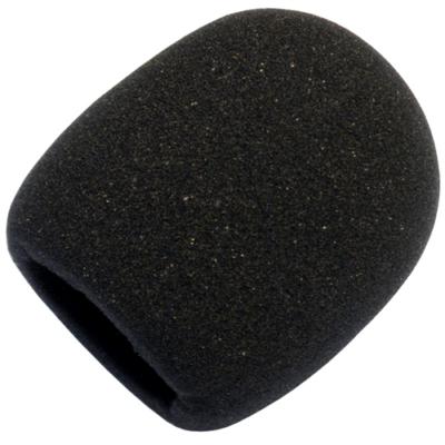 AVL-6001D-1 Mikrofonszivacs kézi mikrofonokhoz